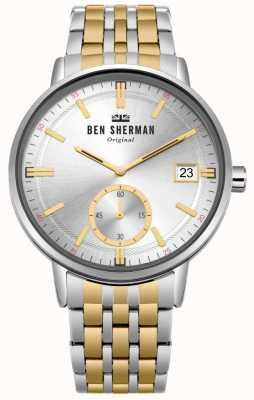 Ben Sherman Męski profesjonalny zegarek portobello WB071GSM