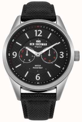 Ben Sherman Zegarek męski duży zegarek Carnaby WB069BB