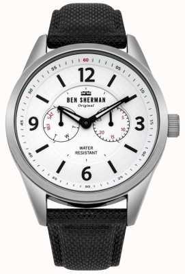 Ben Sherman Zegarek męski duży zegarek Carnaby WB069WB