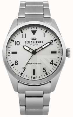 Ben Sherman Męski zegarek wojskowy Carnaby WB074SM
