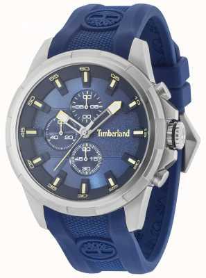 Timberland Niebieski niebieski pasek silikonowy Boxford 15253JS/03P