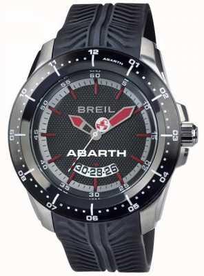 Breil Abarth ze stali nierdzewnej i czarno-czerwoną tarczą indeksu TW1486