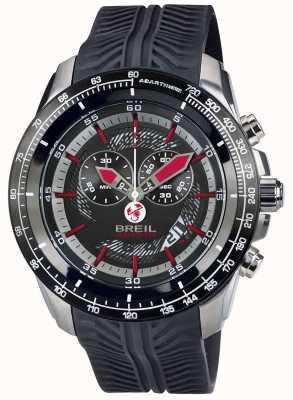 Breil Abarth chronograf ze stali nierdzewnej i czarna tarcza TW1488
