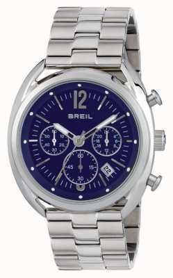 Breil Pokrętło chronografu Beaubourg ze stali nierdzewnej TW1665