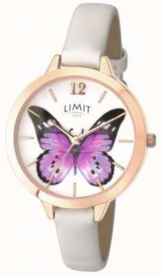 Limit Tajemniczy motylkowy zegarek dla kobiet 6272.73