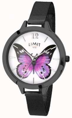 Limit Zegarek damski z tajnego ogrodu w czarne oczka 6274.73