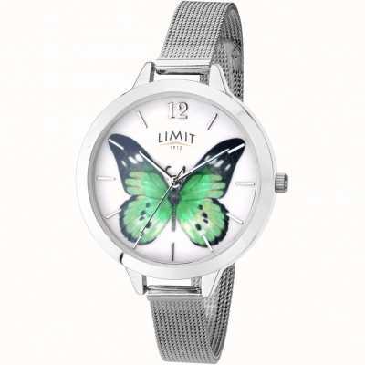 Limit Tajemniczy motylkowy zegarek dla kobiet 6277.73