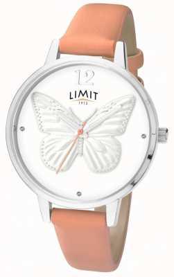 Limit Tajemniczy motylkowy zegarek dla kobiet 6285.73