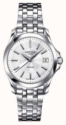 Certina Damski zegarek diamentowy najwyższej jakości C0042101103600