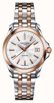 Certina Damski zegarek diamentowy najwyższej jakości C0042102203600