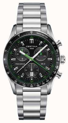 Certina Męski zegarek chronografu ds-2 przed zapłonem C0244471105102