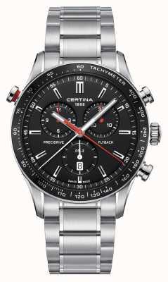 Certina Męskie zegarki chronografu ds-2 chronograf flyback C0246181105101