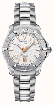 Certina Zegarek dam ds action 300m C0322511101101