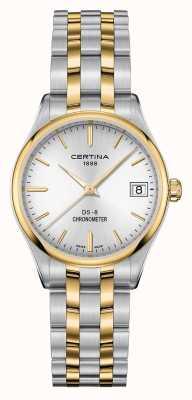 Certina Damski zegarek kwarcowy ds-8 C0332512203100
