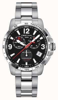 Certina Męski zegarek na podium z chronografem C0344531105700