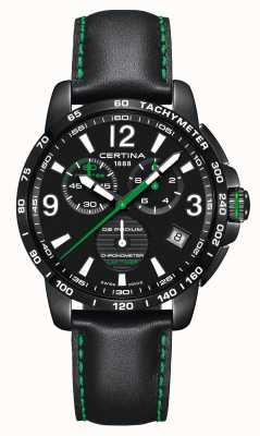 Certina Męski zegarek na podium z chronografem C0344533605702