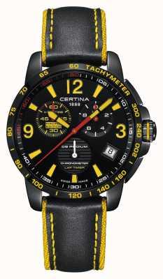 Certina Męski zegarek na podium z chronografem C0344533605710