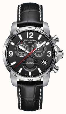 Certina Męski zegarek na podium z chronografem C0346541605700