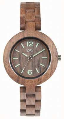 WeWood Orzech mimozy | pasek z drewna | drewniana twarz | 70205700