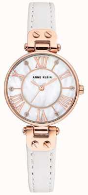 Anne Klein Damski zegarek jane w kolorze różowego złota AK/N2718RGWT