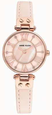 Anne Klein Damski zegarek jane w kolorze różowego złota AK/N2718RGPK