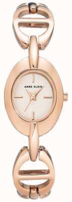 Anne Klein Damski teri różowo-złoty odcień AK/N3122RGRG