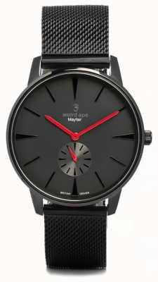 Weird Ape Mayfair wszystkie czarne i czerwone oczka czarne WA02-005615