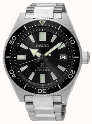 Seiko Prospex Divers Recreation Czarny automatyczny zegarek SPB051J1
