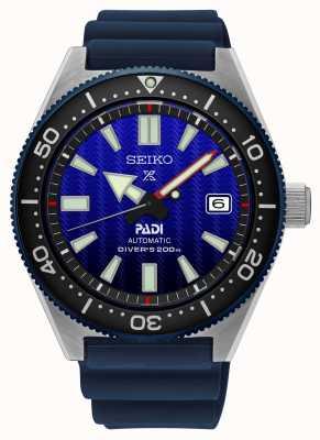 Seiko Prospex Padi Recreation Blue Dial niebieski pasek z żywicy SPB071J1