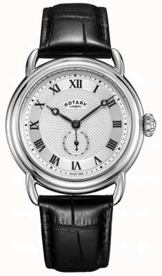"Rotary Szafirowa edycja męska Canterbury ""zegarek sherlock"" GS02424/21"