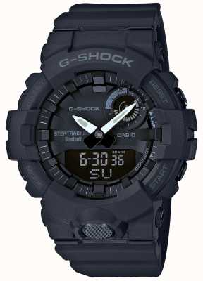 Casio G-Shock bluetooth fitness step tracker czarny GBA-800-1AER