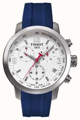 Tissot Męskie prc 200 edycja specjalna natwest 6 narodów oglądać T0554171701704