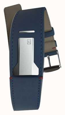 Klokers Klink 01 niebieski pasek o szerokości 22 mm i długości 230 mm KLINK-01-MC3