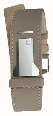 Klokers Klink 04 tylko prosty prosty pasek o szerokości 22 mm 230 mm KLINK-04-LC9