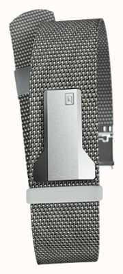 Klokers Klink 05 stalowo-szary pasek milano tylko o długości 20 mm i długości 230 mm KLINK-05-MC1