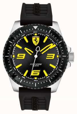 Scuderia Ferrari Xx kers czarny czarny pokrowiec z czarną gumą 0830487
