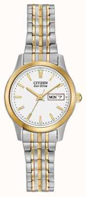Citizen Eko-bransoletka ekspansyjna damska EW3154-90A