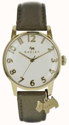 Radley Zegarek damski z zegarka ulicznego z brązu RY2594