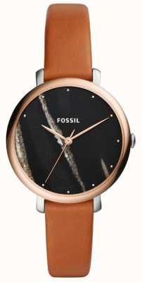 Fossil Damski skórzany pasek marki Jacqueline ES4378