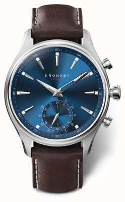 Kronaby 41mm sekel zegarek hybrydowy bluetooth a1000-3120 S3120/1