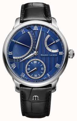 Maurice Lacroix Zegarek automatyczny z kalendarzem arcydzieł MP6568-SS001-430-1