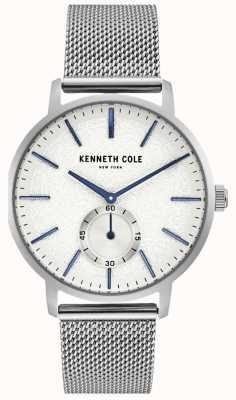 Kenneth Cole Męski subdialny zegarek ze stali nierdzewnej KC50055002