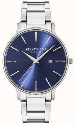 Kenneth Cole Zegarek ze stali nierdzewnej ze stali nierdzewnej KC15059003