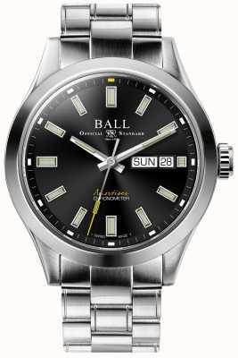 Ball Watch Company Limitowana edycja inżynier iii wytrzymałość 1917 classic 40mm NM2182C-S4C-BK
