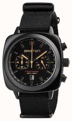 Briston Clubmaster sport czarny matowy 18142.PBAM.BS.4.NB