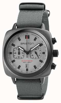 Briston Clubmaster sport nato pasek szary 18142.SPG.SP.12.NG