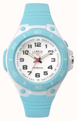 Limit Damski niebieski analogowy zegarek sportowy 5698.71