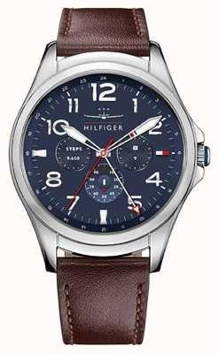 Tommy Hilfiger Unisex bluetooth android nosić smartwatch 1791406
