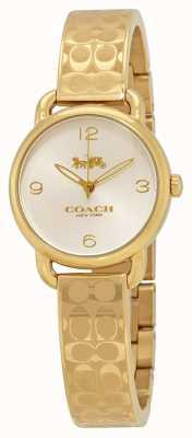 Coach Damski zegarek z lekkością 14502892