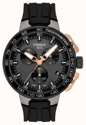 Tissot T-race kolarski tachometr chronograf z datownikiem T1114173744107